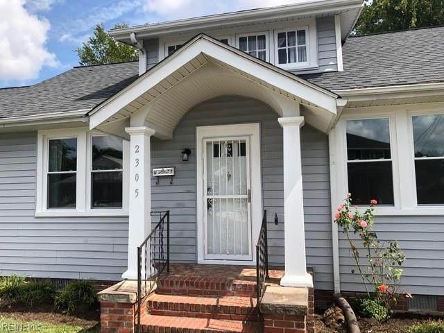 2305 Des Moines Ave, Portsmouth, VA 23704 (#10401509) :: The Kris Weaver Real Estate Team