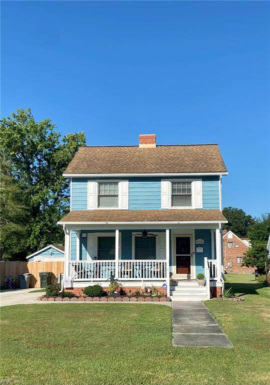 225 Alleghany Rd, Hampton, VA 23661 (#10401533) :: Abbitt Realty Co.