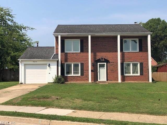 24 Melissa Ct, Hampton, VA 23669 (#10401628) :: The Kris Weaver Real Estate Team