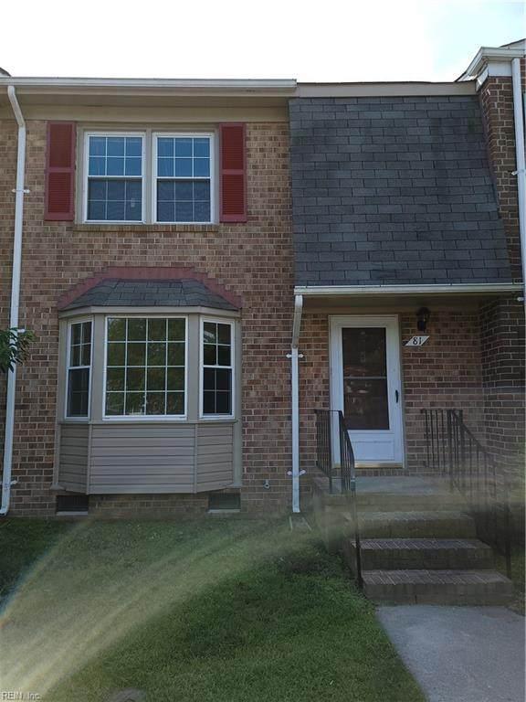 81 Charles Parish Dr, Poquoson, VA 23662 (#10401739) :: Berkshire Hathaway HomeServices Towne Realty