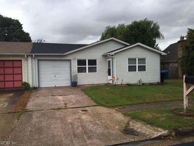 1033 Blue Spring Ln, Virginia Beach, VA 23452 (#10402117) :: Berkshire Hathaway HomeServices Towne Realty