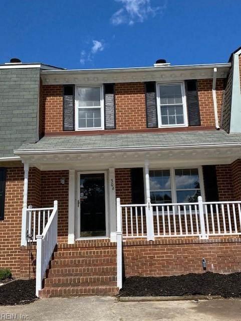 306 San Roman Dr, Chesapeake, VA 23322 (MLS #10402293) :: AtCoastal Realty
