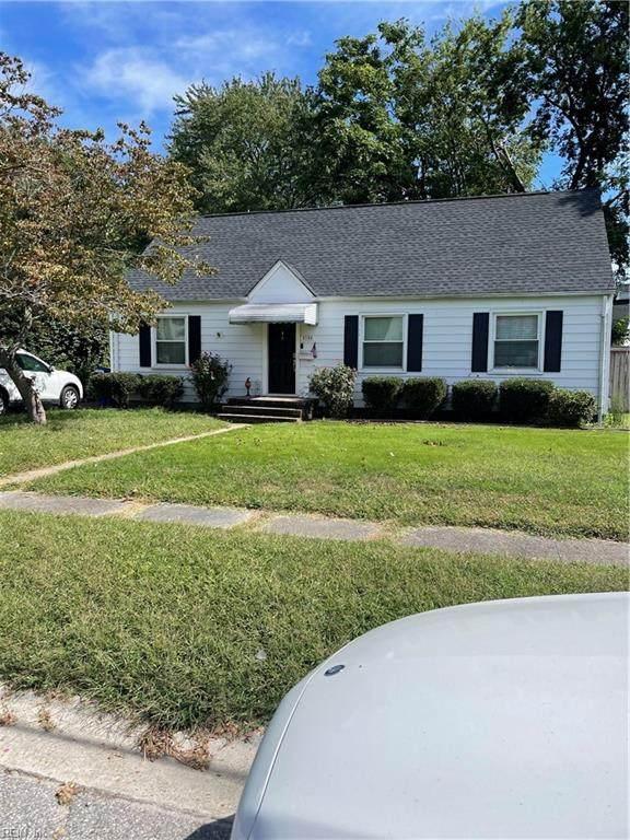 8706 Meadow Brook Ln, Norfolk, VA 23503 (#10402335) :: Austin James Realty LLC