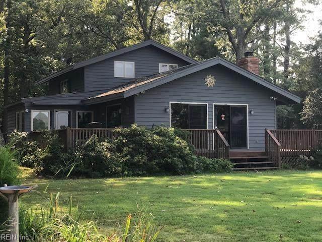 310 Brush Neck Rd, Mathews County, VA 23163 (#10402357) :: Verian Realty