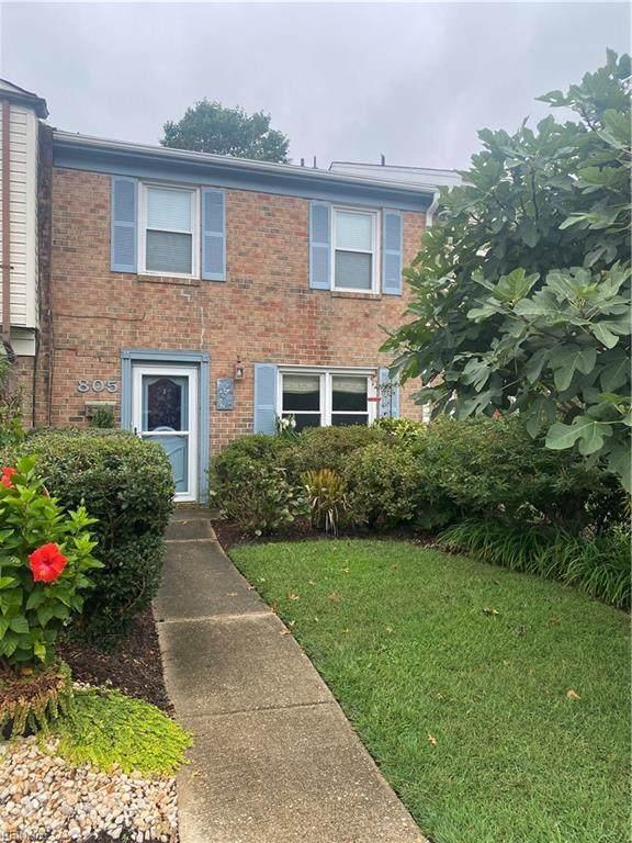 805 Windom Pl, Virginia Beach, VA 23454 (#10402618) :: Berkshire Hathaway HomeServices Towne Realty