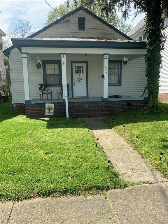 204 Mt Vernon Ave, Portsmouth, VA 23707 (#10402641) :: Berkshire Hathaway HomeServices Towne Realty