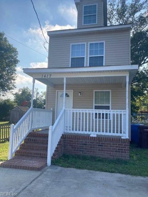 1417 Martin Ave, Chesapeake, VA 23324 (#10402707) :: Verian Realty