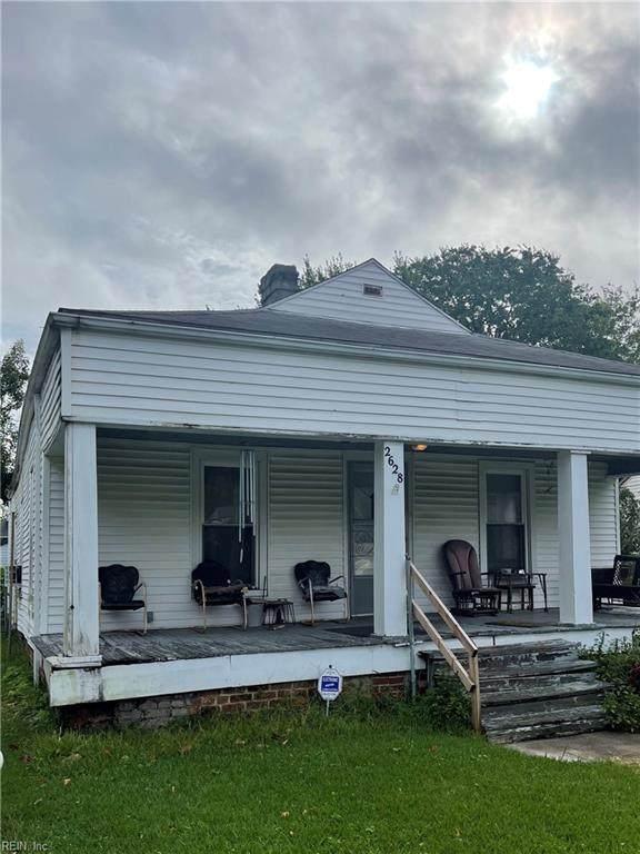 2628 Harrell Ave, Norfolk, VA 23509 (#10402871) :: Avalon Real Estate