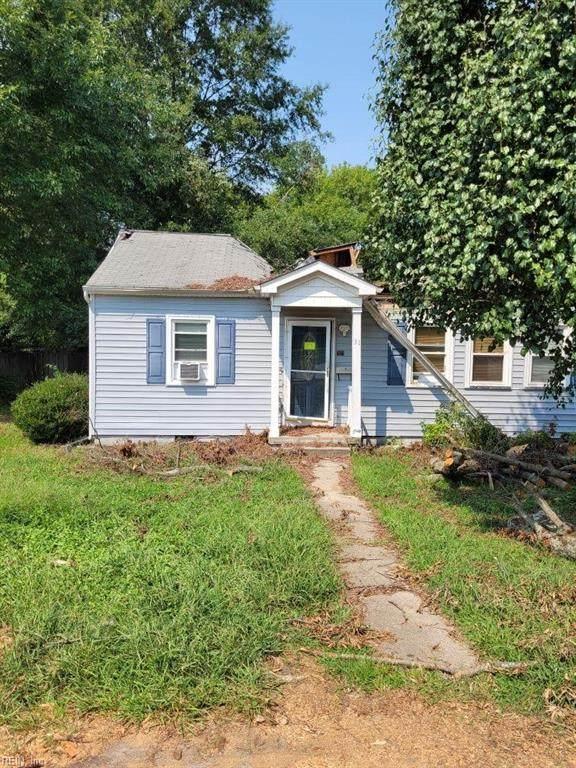 31 Scotland Rd, Hampton, VA 23663 (#10402932) :: Austin James Realty LLC