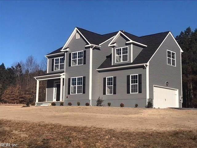 LOT 34 Sandy Creek Dr, Southampton County, VA 23851 (#10403069) :: The Kris Weaver Real Estate Team