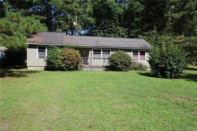 1217 Hallieford Rd, Mathews County, VA 23068 (#10403281) :: Verian Realty