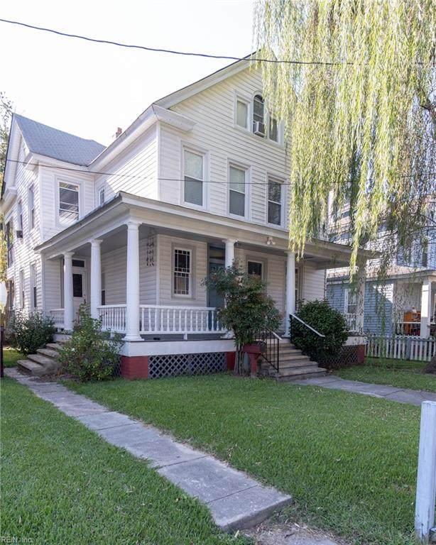 1412 Jackson Ave, Chesapeake, VA 23324 (#10403414) :: Austin James Realty LLC