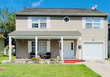 850 B Ave, Norfolk, VA 23504 (#10403454) :: Rocket Real Estate