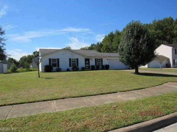 1350 E Eva Blvd, Chesapeake, VA 23320 (#10404584) :: Austin James Realty LLC