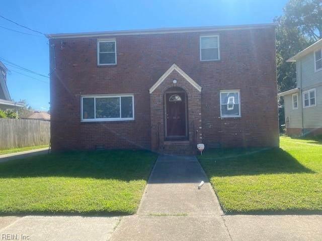 3619 Orange Ave, Norfolk, VA 23513 (#10404664) :: Verian Realty