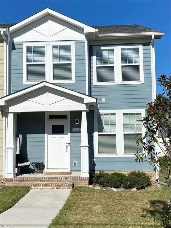 910 Hillside Ave, Norfolk, VA 23503 (#10404795) :: Verian Realty