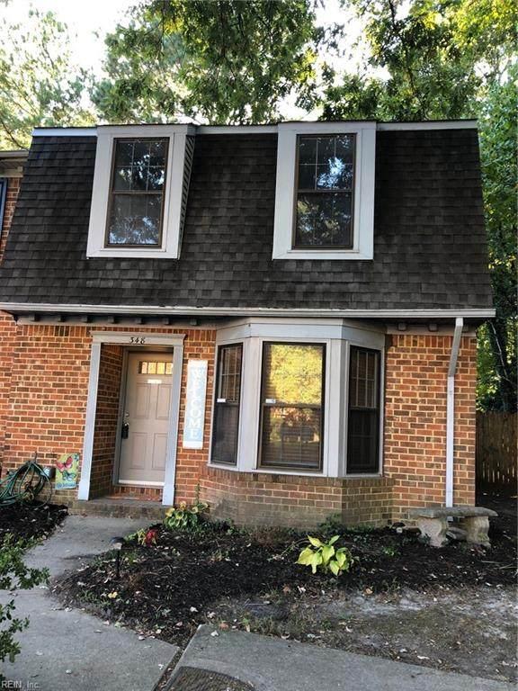 348 Middle Oaks Dr, Chesapeake, VA 23322 (#10404796) :: Avalon Real Estate