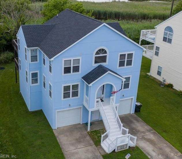122 State Park Dr, Hampton, VA 23664 (#10404986) :: Team L'Hoste Real Estate