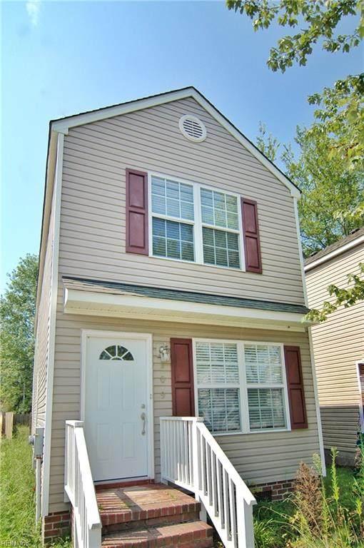 109 Alice St, Chesapeake, VA 23323 (#10405077) :: Verian Realty