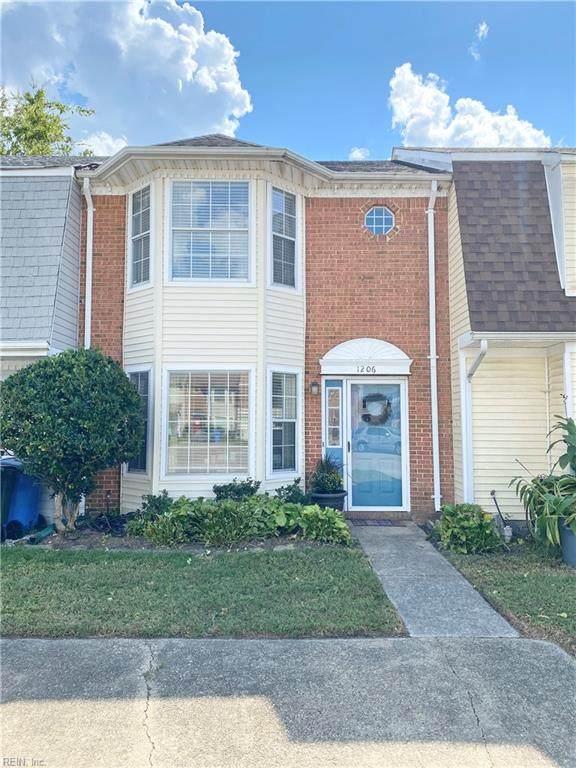 1206 Basswood Ct, Chesapeake, VA 23320 (#10405290) :: Rocket Real Estate