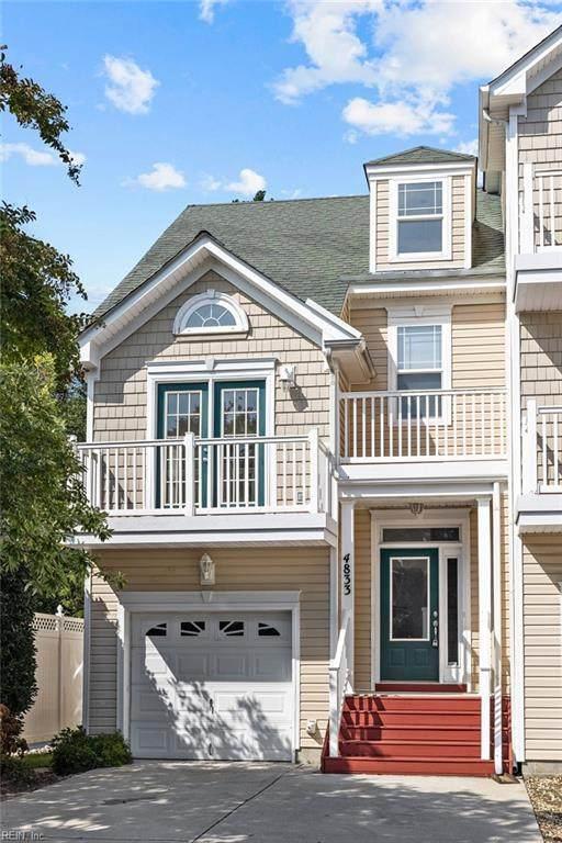 4833 Harbor Oaks Way Way, Virginia Beach, VA 23455 (#10405322) :: Atlantic Sotheby's International Realty