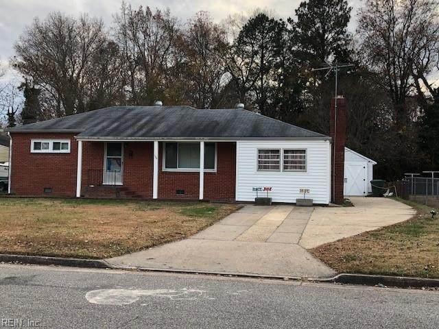 125 Woods Rd, Newport News, VA 23601 (#10405401) :: Atkinson Realty