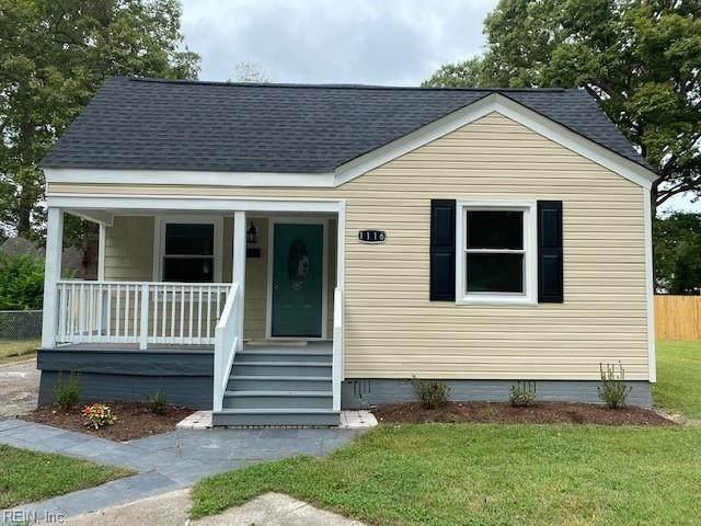 1116 Frank St, Norfolk, VA 23518 (#10405747) :: Team L'Hoste Real Estate
