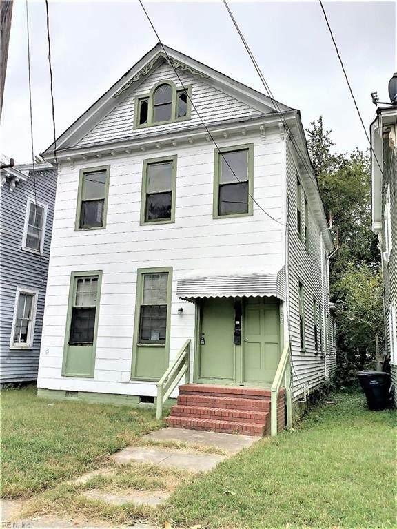 126 Linden Ave, Portsmouth, VA 23704 (#10405854) :: Austin James Realty LLC
