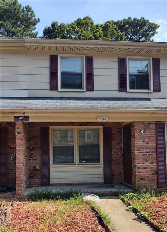 412 Hustings Ln D, Newport News, VA 23608 (#10405914) :: Verian Realty