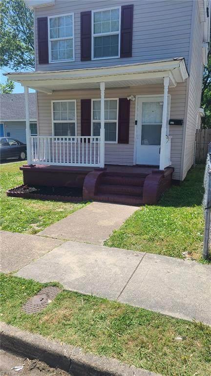 1515 Manson St, Norfolk, VA 23523 (#10406047) :: Berkshire Hathaway HomeServices Towne Realty