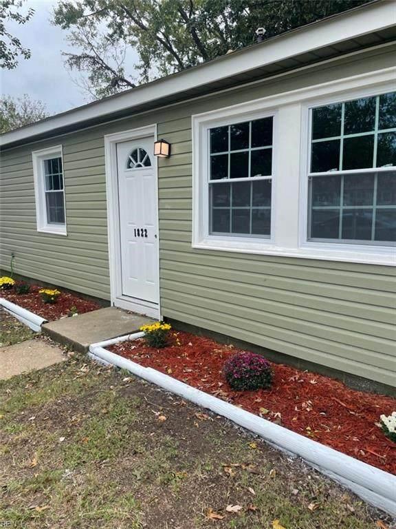 1822 Andrews Blvd, Hampton, VA 23663 (MLS #10406050) :: AtCoastal Realty