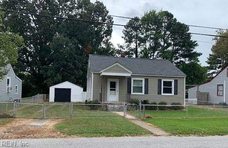 36 Cavalier Rd, Hampton, VA 23669 (#10406071) :: Team L'Hoste Real Estate