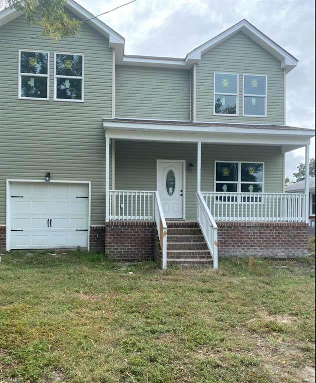 2421 Barclay Ave, Portsmouth, VA 23702 (#10406192) :: Seaside Realty
