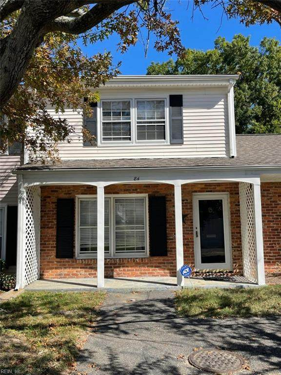 84 Towne Square Dr, Newport News, VA 23607 (#10406624) :: Austin James Realty LLC