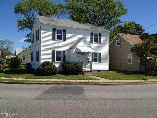 374 Ridgewell Ave B, Norfolk, VA 23503 (MLS #10406684) :: AtCoastal Realty