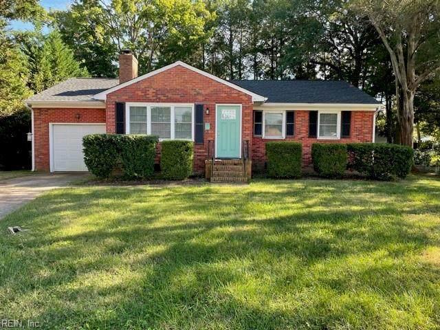 908 Thornbriar Ct, Hampton, VA 23661 (#10406881) :: Heavenly Realty