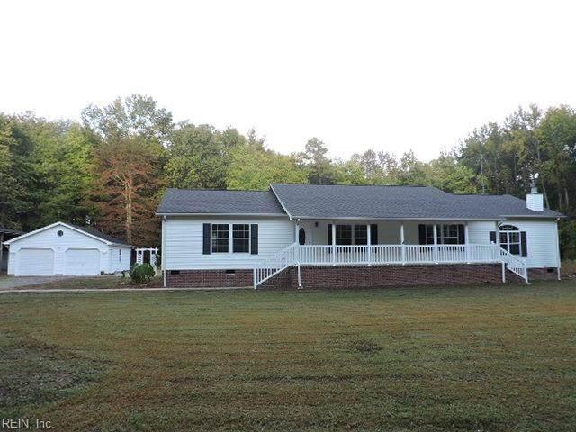 625 Lovers Ln, Mathews County, VA 23109 (#10406911) :: Verian Realty