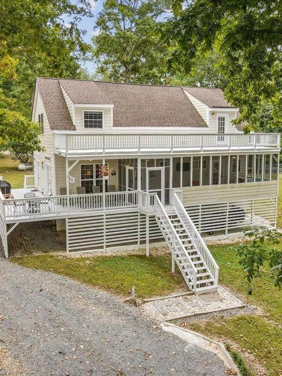 63 Creek Ln, Surry County, VA 23883 (#10406929) :: Verian Realty