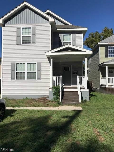 2525 Carona Ave, Norfolk, VA 23504 (#10406963) :: Verian Realty