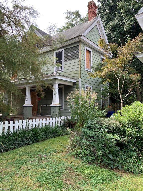 450 Mt Vernon Ave, Portsmouth, VA 23707 (#10406994) :: RE/MAX Central Realty
