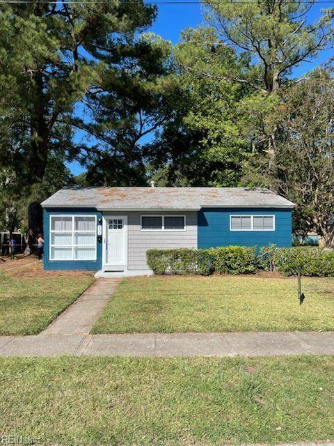 404 Cabot St, Portsmouth, VA 23702 (MLS #10407199) :: Howard Hanna Real Estate Services