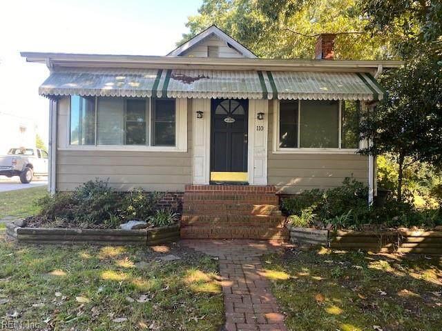 110 Hanover Ave, Hampton, VA 23661 (#10407225) :: Verian Realty