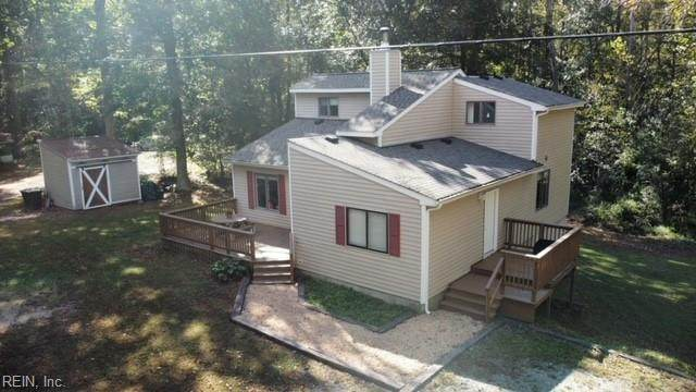16056 Carroll Bridge Rd, Isle of Wight County, VA 23397 (#10407260) :: ELG Consulting Group