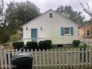 1115 Railroad Ave, Franklin, VA 23851 (#10407351) :: Atkinson Realty
