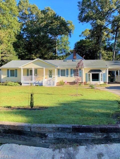 235 Nina Ln, James City County, VA 23188 (#10407386) :: Atkinson Realty