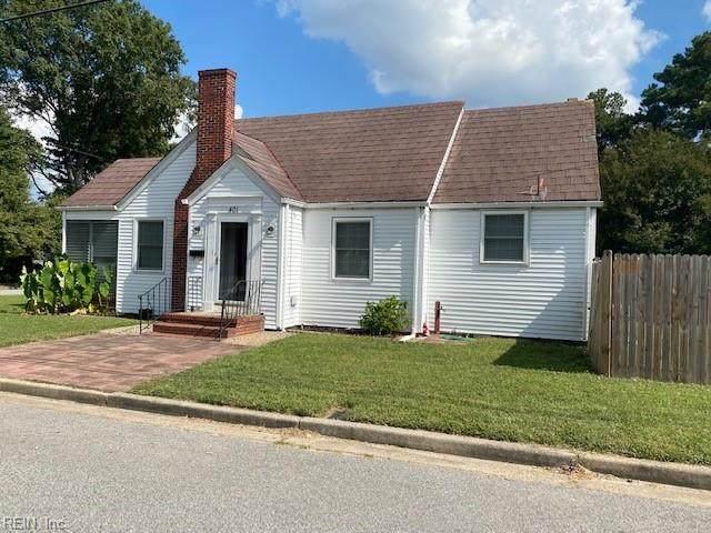 401 Amelia Ave, Portsmouth, VA 23707 (#10407500) :: Verian Realty