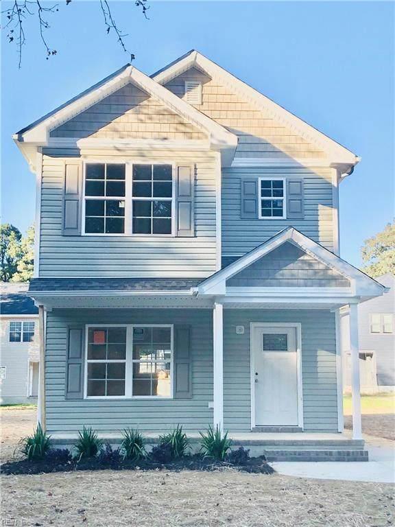 Lot 1 Nansemond Ave, Suffolk, VA 23434 (#10407527) :: Atlantic Sotheby's International Realty
