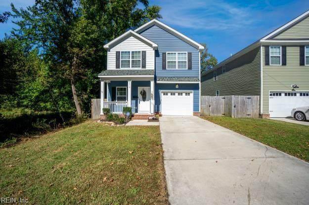 3510 Elliott Ave, Portsmouth, VA 23702 (MLS #10407611) :: Howard Hanna Real Estate Services