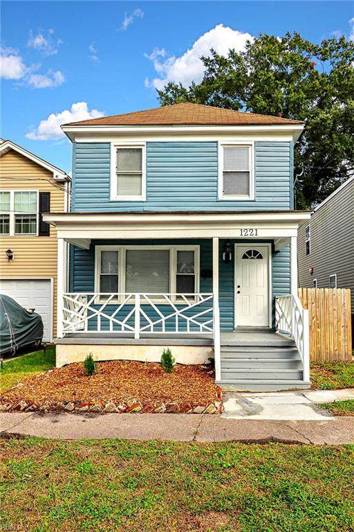 1221 Commerce Ave, Chesapeake, VA 23324 (#10407802) :: The Kris Weaver Real Estate Team