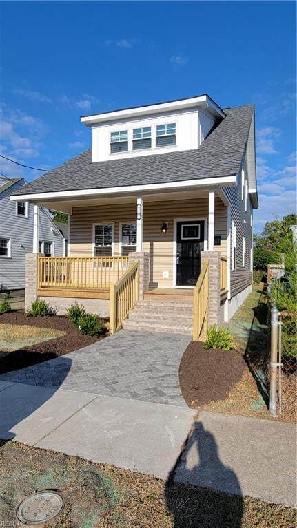 9331 Phillip Ave, Norfolk, VA 23503 (#10407919) :: The Bell Tower Real Estate Team
